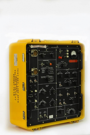 Advanced Flight Control System, Line Test Set