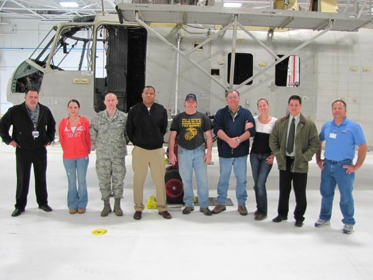 Creech AFB Class March 1-4, 2010