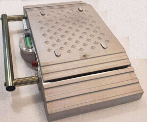 MD500 Portable Wheel Scale
