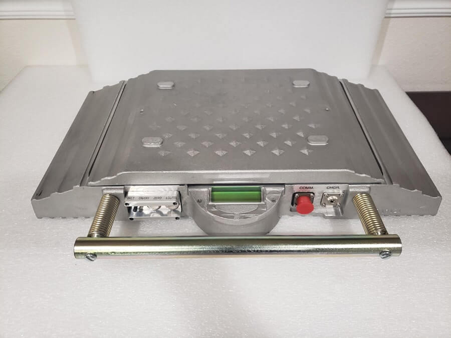 MD500 Portable Wheel Scale - Image 3