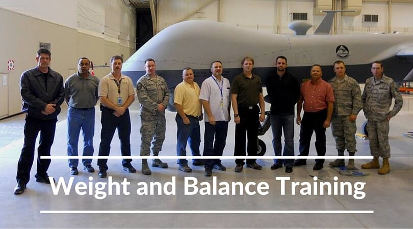 Weigh and Balance training with GEC, IAWBS training.